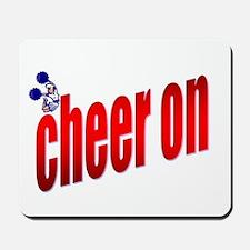 Cheer On Mousepad