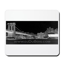 Brooklyn Bridge, NYC Mousepad - djDuBois.com