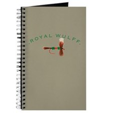 Royal Wulff Fly Lure Journal