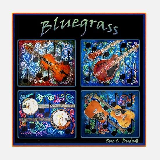 Bluegrass Tile Coaster