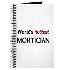 World's Hottest Mortician Journal