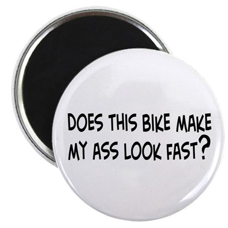 Does this bike make my Magnet