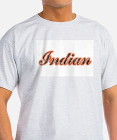 Indian Ash Grey T-Shirt