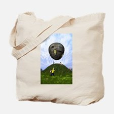 Cute Ufos Tote Bag