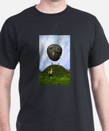 Funny Spacecraft T-Shirt