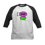 Bar Hag Kids Baseball Jersey