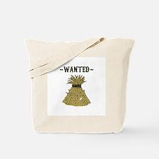Needle in Haystack Tote Bag