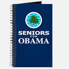 SENIORS FOR OBAMA Journal