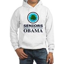 SENIORS FOR OBAMA Hoodie