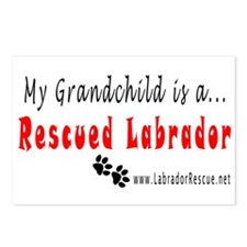 My Grandchild is... Postcards (Package of 8)