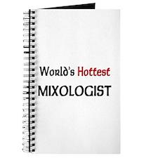 World's Hottest Mixologist Journal