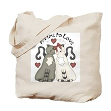 A Time To Love Tote Bag