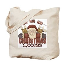 Christmas Goodies Tote Bag