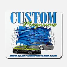 CustomMagnums.com Gear Mousepad