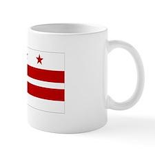 Washington D.C. City Flag Mug