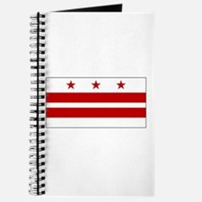 Washington D.C. City Flag Journal