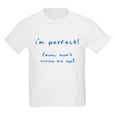 I'm Perfect Baby Boy T-Shirt