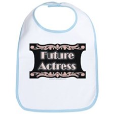 Future Actress Deco Bib