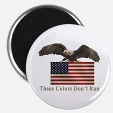 """These Colors Don't Run 2.25"""" Magnet (100 pack)"""