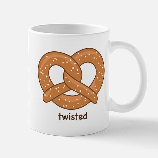 """Twisted"" Mug"