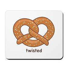 """Twisted"" Mousepad"
