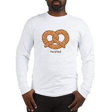 """Twisted"" Long Sleeve T-Shirt"