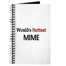 World's Hottest Mime Journal