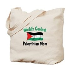 Coolest Palestinian Mom Tote Bag