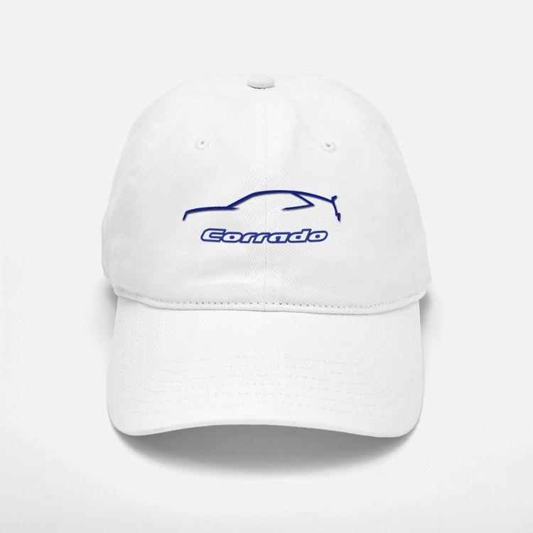 Blue Corrado Baseball Baseball Cap