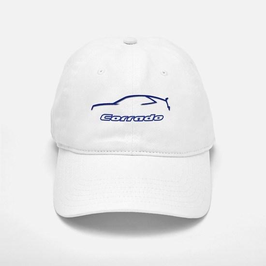 Blue Corrado Cap