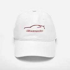 Red Corrado Baseball Baseball Cap