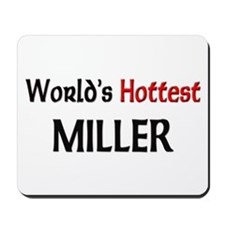 World's Hottest Miller Mousepad