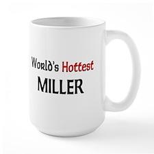 World's Hottest Miller Large Mug
