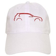Red R32 Baseball Baseball Cap