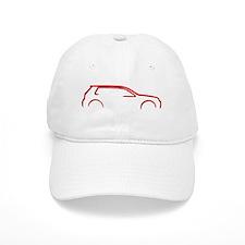 Red R32 Baseball Cap