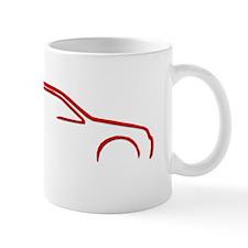 Red R32 Small Mug