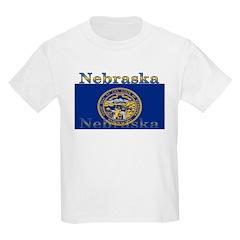 Nebraska State Flag T-Shirt