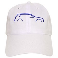 Blue R32 Baseball Cap