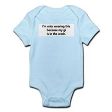 Gi Infant Bodysuit