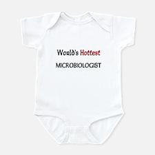 World's Hottest Microbiologist Infant Bodysuit