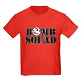 Bomb squad Kids T-shirts (Dark)