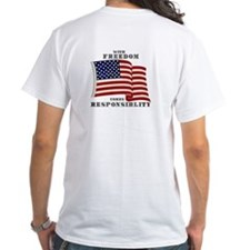 With Freedom(Flag) Shirt