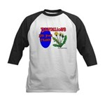 Dandelions Are Your Friends Kids Baseball Jersey