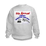 Annual Panda Manatee Roast Kids Sweatshirt