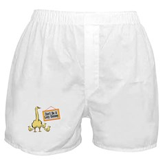 Lucy Goosey Boxer Shorts