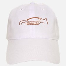 Orange SRT-4 Promo Baseball Baseball Cap