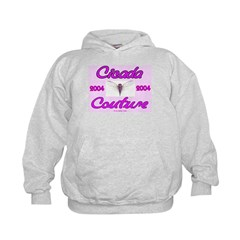 Cicada Couture Pink Hoodie