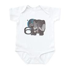 ELEPHANT6 at TIKI TOON Infant Bodysuit