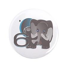 """ELEPHANT6 at TIKI TOON 3.5"""" Button"""