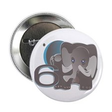 """ELEPHANT6 at TIKI TOON 2.25"""" Button (10 pack)"""